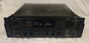 Vintage Carver HR-875 Dolby Pro Logic Receiver - Works!