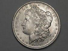BU 1884-o Silver US Morgan Dollar. #6