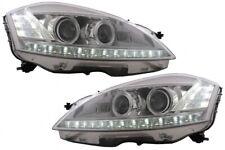 Scheinwerfer LED für Mercedes W221 S-Klasse 2005-2009 Facelift Look LHD