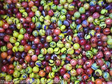 "Marbles 2 Pounds 5/8"" Premium Mix Select Marbles Free Shipping"