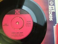 """THE CAPITOLS - HONEY AND WINE - 7"""" PYE 7N.17025 / 1966 IN CO.SLEEVE  EX/+"""