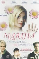 MARTHA TRIFFT FRANK,DANIEL & LAURENCE  POTTER,MONICA/FIENNES,JOSEPH/+  DVD NEW