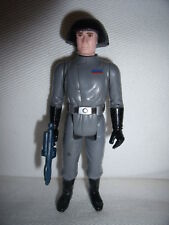 vintage classic Star Wars Figur Death Squad Star Commander Kenner mit Orig.Waffe