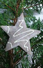 Stern Holzstern Holz Weihnachten Landhaus  Shabby chic