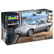 Revell 07656 Porsche 928 Car Model Kit (Level 4) (Scale 1:16)