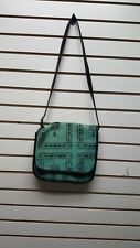 African Clothing Mud Cloth Print Suede Leather Shoulder Purse Bag 89000