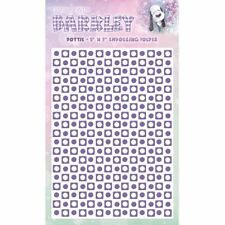 SALE New Crafters Companions Barkley Everyday Embossing Folder 5x7 Dottie