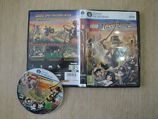 Lego Indiana Jones 2 II The Adventure Continues-PC DVD