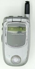 Motorola i730 iDEN Cellphone - Silver May be locked to Mirs / Hot mobile Used