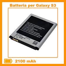 Batteria per Samsung Galaxy S3 i9300 EB-L1G6LLU ORIGINALE
