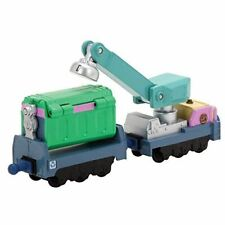 Chuggington Irving's Rubbish and Recycling Diecast Cars