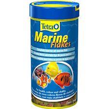 TETRA MARINE FLAKES 52G COMPLETE FISH FOOD REEF AQUARIUM FLAKE