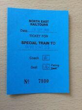 North East Railtours,  Inverness,  1997,  2,