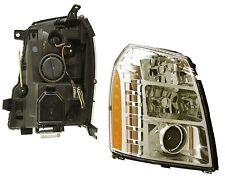 New Passenger Side Headlight FOR 2007-2009 Cadillac Escalade Incl 2009 Hybrid