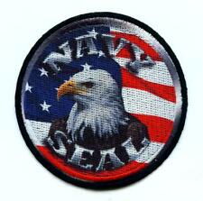 Aufnäher US NAVY SEAL Armee Army Patch US Marines