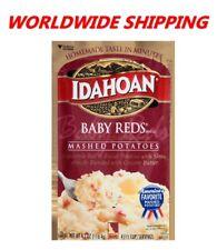 Idahoan Baby Reds Mashed Potatoes 4.1 Oz WORLDWIDE SHIPPING