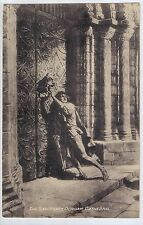 D8423cgt UK Durham Cathedral The Sanctuary vintage postcard
