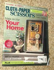 Cloth Paper Scissors Magazine Mar Apr 2017