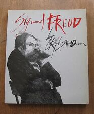 SIGMUND FREUD by  Ralph Steadman 1st 1997 Firefly books - illustrated