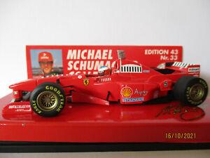 FERRARI F310B , #5, Michael Schumacher, 1997!!!