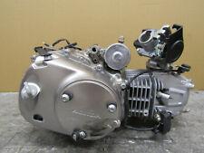Honda Z125 MA-K Monkey 2020 656 miles engine test run (4499)