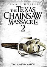 Texas Chainsaw Massacre 2 Gruesom Edi 0027616061522 DVD Region 1