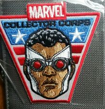 Exclusive CAPTAIN AMERICA FALCON Patch, Funko MARVEL Collector Corps Avengers