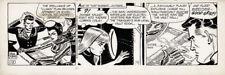 FRANK ROBBINS - Johnny Hazard daily - 1-3-1966