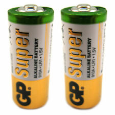 2 x GP 910A MN9100 E90 LR1 AM5 KN N 1.5V Bite Alarm Batteries