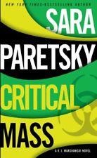 Critical Mass (A V. I. Warshawski Novel)
