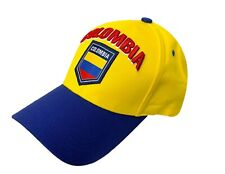 Colombia National Team Cap, Colombia Soccer/Futbol Baseball Cap