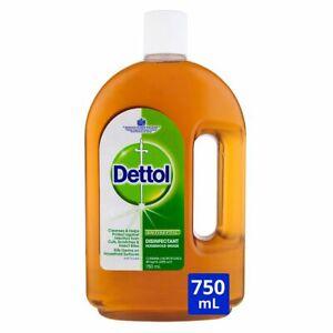 2 Pack Dettol Liquid 750 ML from UK