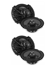 4) Brand New Soundstream AF.653 6.5 Inch 2-Way Car Audio Door Coaxial Speakers