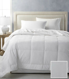 HOTEL COLLECTION MEDIUM WEIGHT KING SIZE COMFORTER NIP