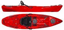 2017 Wilderness Systems Tarpon 100 - Sit On Top Kayak - Red w/Free Paddle