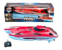 Nikko Radio Control RC HydroThunder Speed Boat. 1:24 Scale w/ 27 MHz Frequency!