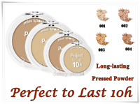 Miss Sporty  Perfect to Lash 10h Powder  Long lasting 4 Shades Matte Effect