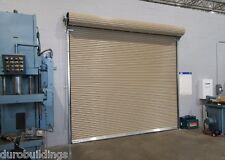 DuroSTEEL JANUS 10u0027W X 18u0027T Commercial 3100 Series Windlock Roll Up