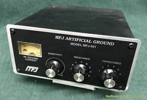 Artificial Ground MFJ-931