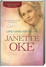 Love Comes Softly 5-8 by Janette Oke (2016, Paperback) New w/rm*