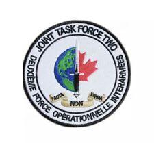 Canadian Joint Task Force 2, JTF2 Special Forces Regiment Command Hk/Lp Patch