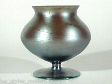 WMF Myra Lüster-glas Vase °Aufsatzvase° Art Deco Type Glass ° Ikora Era