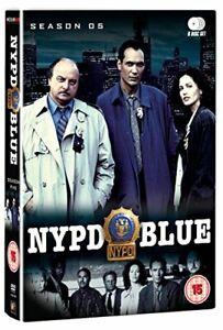 NYPD BLUE SEASON 5 [DVD][Region 2]