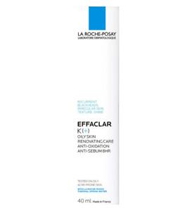 La Roche Posay Effaclar K(+) 40ml oily skin New