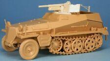 1/48th GASOLINE German Sd. Kfz. 250/10 half track