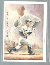 1994 Ted Williams Locklear Collection #LC13 Lou Gehrig (ref42072)