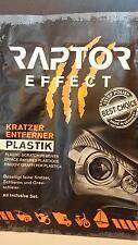 Efface Rayures Plastique et Plexiglass RAPTOR EFFECT pour UAZ