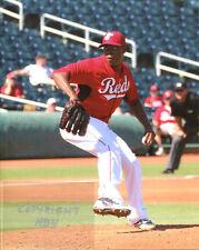 AROLDIS CHAPMAN Photo in action Cincinnati Reds 2014 (c) #5
