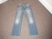 "Linea Refined Denim Classic Fit Jeans W 32"" Leg 32"" Faded Medium Blue Mens Jeans"