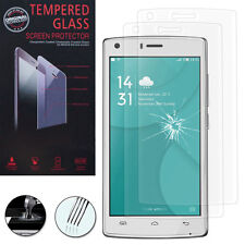 """2X Safety Glass for Doogee X5 Max/X5 Max pro 5.0 """" Genuine Screen Protector"""